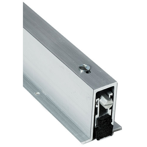 Ngp n automatic door bottom with neoprene seal