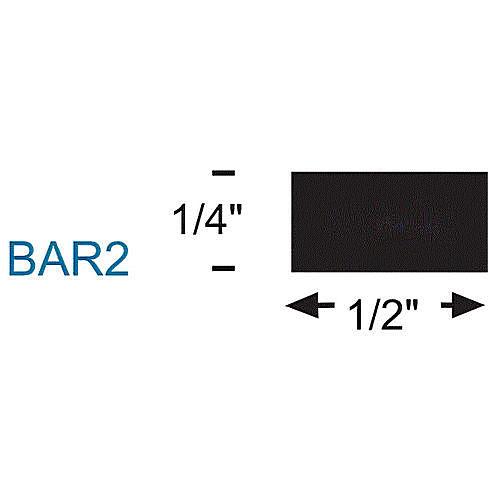 NGP BAR2BR Bar Support, 1/4