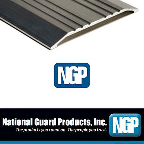 NGP Tempered Glass 1/4'' Safety Glass