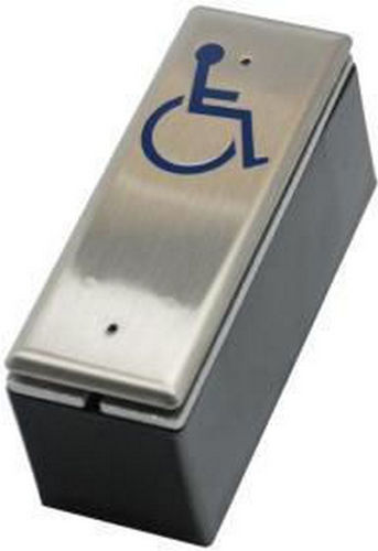 Adaez 1012 2 Narrow Push Button With Rf Transmitter
