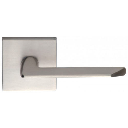 Omnia 237S/00A.PA10B 237 Lever with Square Rose Passage with 2-3/4