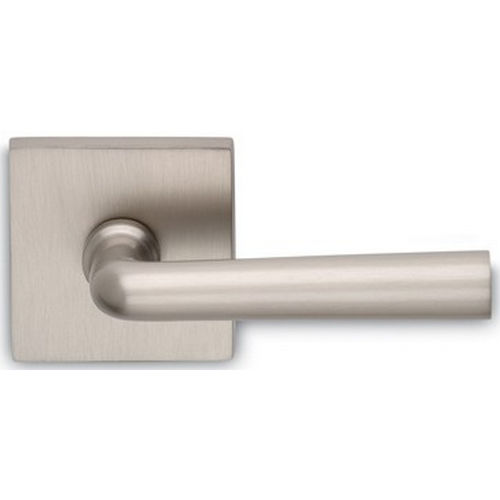 Omnia 368S/00.PA10B 368 Lever with Square Rose Passage with 2-3/8