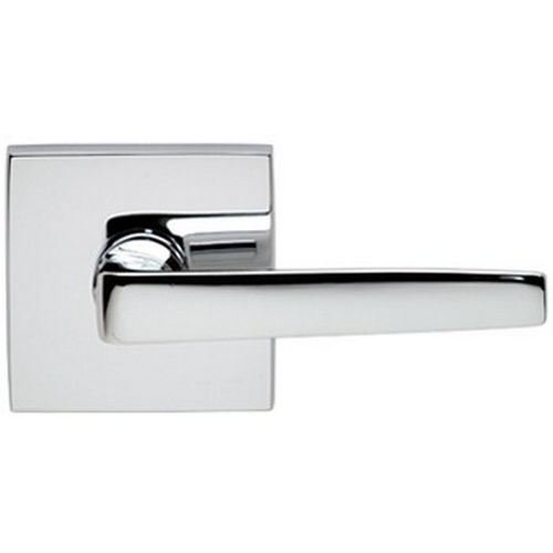 Omnia 36S/00.PR1 36 Lever with Square Rose Privacy with 2-3/8