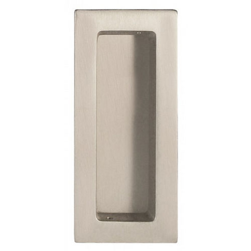 Omnia 653/00.3 Contemporary Flush Pull Polished Brass