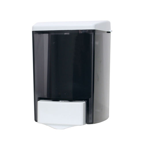 Palmer Fixture SF2135-01 Manual Bulk Foam Soap Dispenser, Dark Translucent