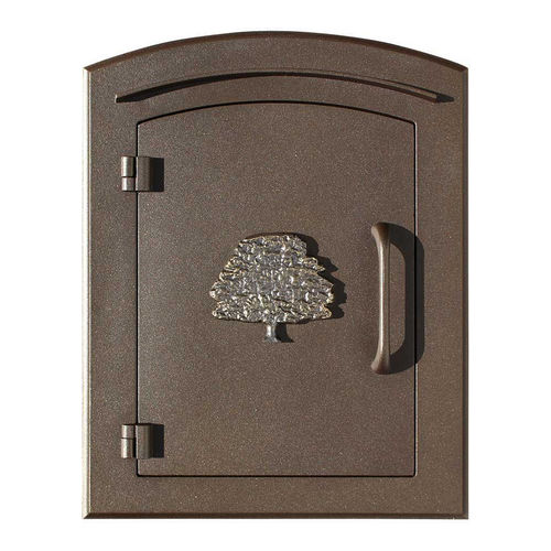 QualArc MAN-1404-AC Manchester Non-Locking