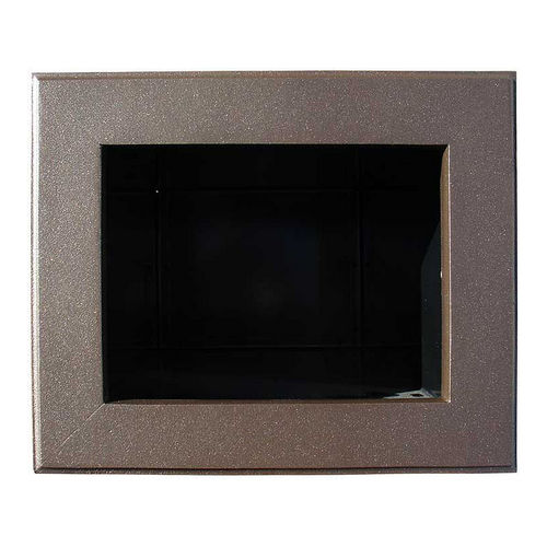 QualArc NEW-1415-BZ Manchester Newspaper Holder, Bronze
