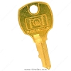 Richelieu LOCMK101 Removable Cam Lock Master Key