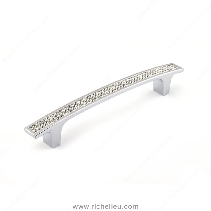 Richelieu Bp123412814001 Contemporary Metal And Crystal