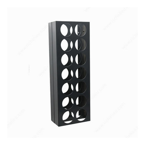 Richelieu CWVM14BA-A Wall-Mounted Wine Rack