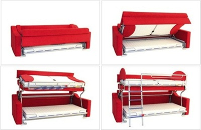 Richelieu 48750106 Single Collapsible Bunk Bed Thebuilderssupply Com