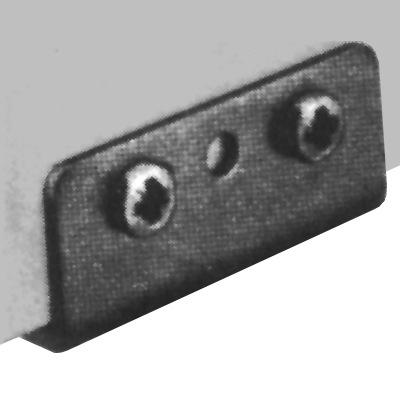Richelieu 2164190 Wood Door Adjustable Pivot Hinge