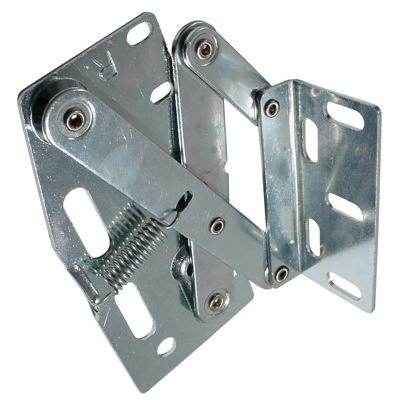 Richelieu Bp10702032g Scissor Hinge With Spring For Undersink Tip Out Tray Thebuilderssupply Com