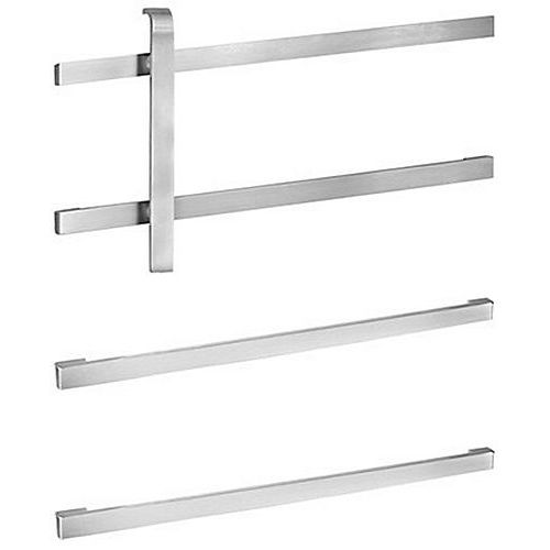 Rockwood 27 Push & Pull Bar Set, 3/8
