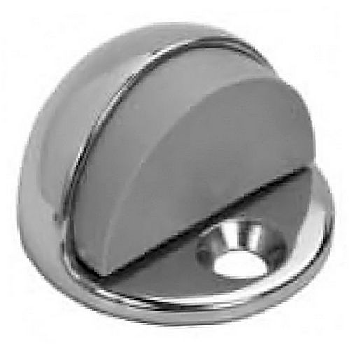 Rockwood 438 Light Duty Low Dome Stop WS & Plastic Anchor