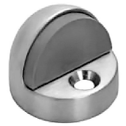 Rockwood 439 Light Duty High Dome Stop WS & Plastic Anchor