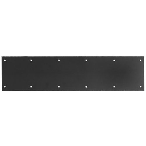 Rockwood K2060SABrown Plastic Kick Plate- Heavy Duty .060  sc 1 st  The Builders Supply : plastic kick plate - Pezcame.Com