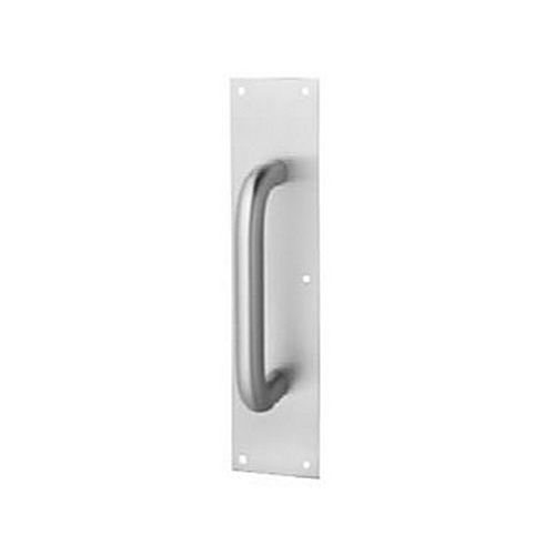 Rockwood T110 x 70C Tubular Pull Handle with Plate,  8