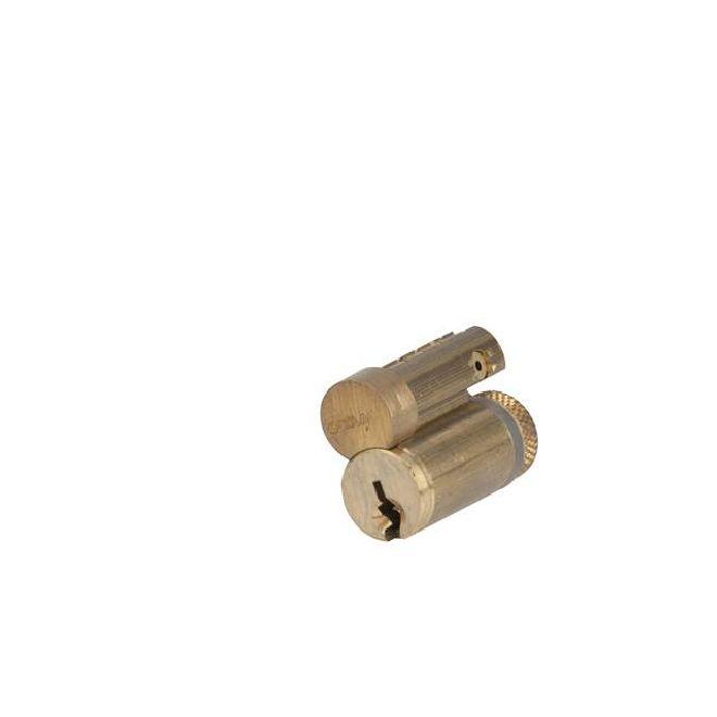 Schlage 23 030 Fg Ic Cylinder 1 Bit Ic Core Satin Brass