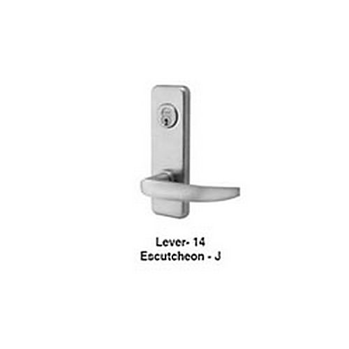 BEST 45H7R14J626 45h Classroom Mortise Lock