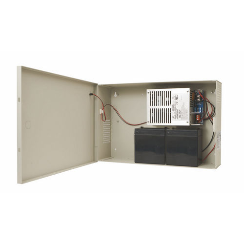 Securitron AQU243 Power Supply 3A, 24 VDC, Supervised in Enclosure
