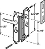 Slide-Co K5057 Security Door Lock Less Cylinder