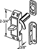 Slide-Co 15586 Age Single Cylinder Lock