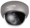 Speco CILT13D1G Color Dome Camera with Chameleon Cover, 2.8-12 mm Lens, Dark Grey Housing