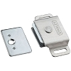 Stanley Sp41 Adjustable Magnetic Cabinet Latch # S810-160, Aluminum