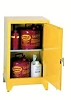 Strike First 1924 Storage Cabinet: Space Saver Self Close