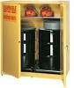 Strike First 5510 Storage Cabinet: Two Drum Vertical Self Close