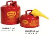 Strike First Ul-50 Flammable Storage Can, Type I Safety Can