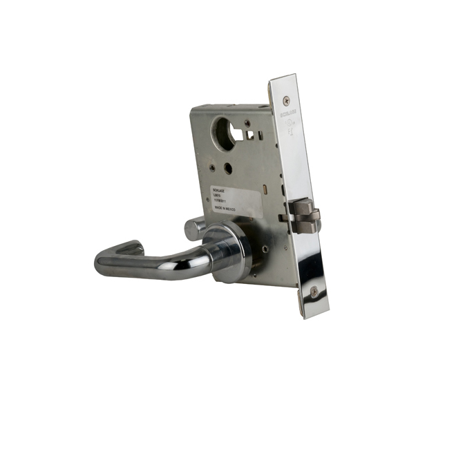 Schlage L901003a625 Mortise Passage Set Bright Chrome