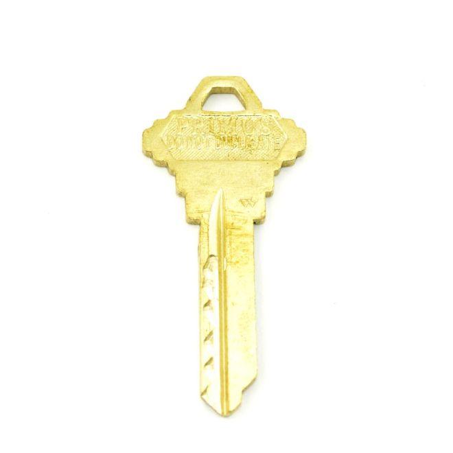 Schlage Primus Key Blank Ep Level 1 Thebuilderssupply Com