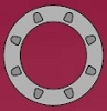 Tomlinson 1910115 Gasket #3E for CSF1004