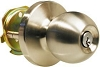 Trans-Atlantic ED-BKL580 Knob Trim Storeroom Function, Satin Stainless Stee