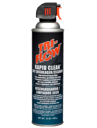 Tri-Flow TF0023008 Rapid Clean Degreaser 15 Oz.