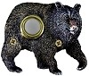 Waterwood DBP-069 Bear Without Fish Painted Poly-Resin Doorbells