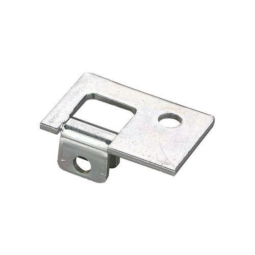 Hafele 774.26.281 End Shelf Rest, KV, For 186 and 187 Brackets