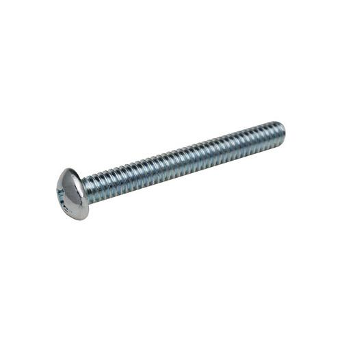 Hafele 020.43.271 Decorative Hardware Screw, M6, #2 Phillips Drive