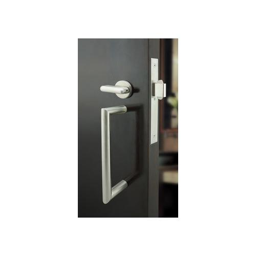Hafele 909.00.704 Fixing Set for Pull Handle, ADA Compliant Mortise Lock with Deadbolt