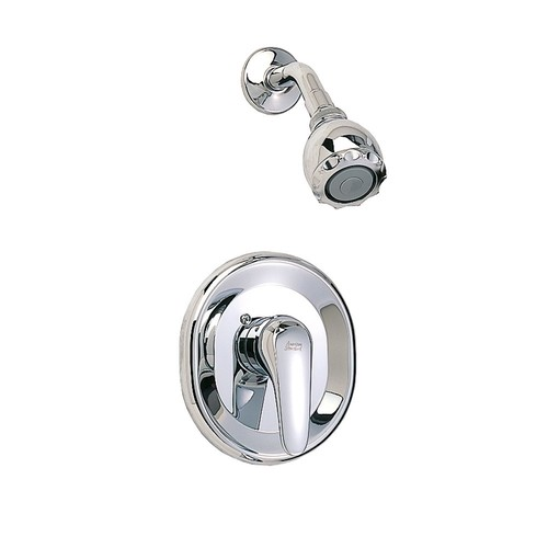 American Standard T480.501.002 Seva Shower Faucet Polished Chrome