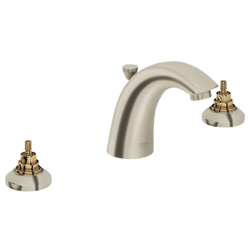 Grohe 20121EN1 Arden Widespread Bathroom Faucet Infiniti Brushed Nickel