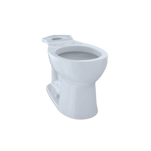 Toto C243EF#01 Toilet Bowl Cotton White