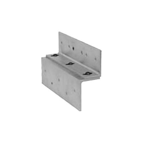 Rutherford Controls TJ71-28 TOP JAMB Z BRACKET FOR 8371