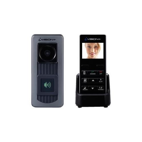 Optex Usa IVP-DH WIRELESS 2 WAY INTERCOM KIT WITH VIDEO