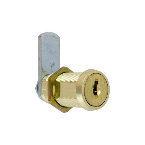 CCL Security Products 15760KD 1-1/4in DISC CAM LOCK US4