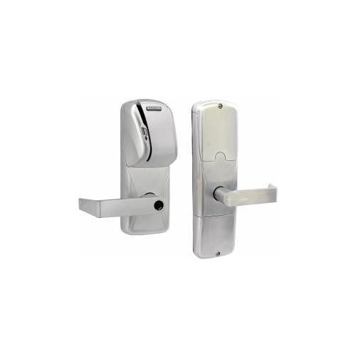 Schlage Electronic Security AD400-MS70MS-RHO626-LD KIT - MAG STRIPE (SWIPE) WIRELESS MORTIS