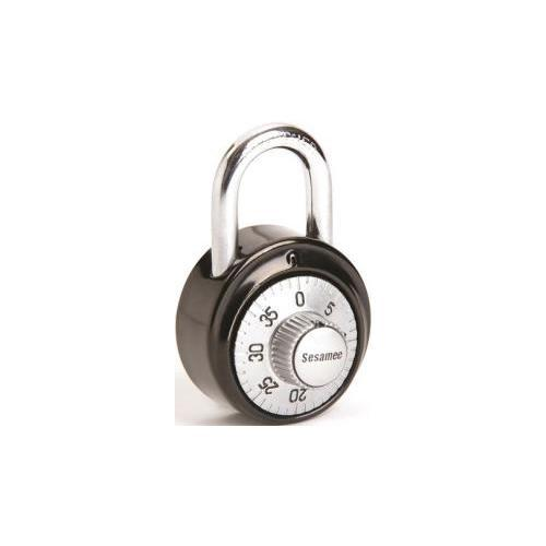 CCL Security Products K410D ROTARY DIAL COMBO PADLOCK