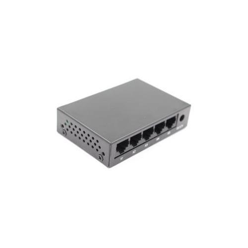 West Penn Wire WPWCA-F5 5 PORT 10/100MBPS ETHERNET SWITCH